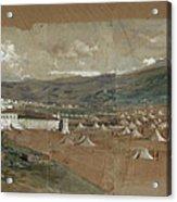 View Of Tetouan Acrylic Print