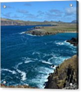 View Over Clogher Acrylic Print