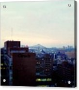 View Toward Saint Lawrence Acrylic Print