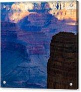 View Toward Vishnu Acrylic Print
