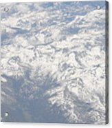 Views From The Sky Acrylic Print