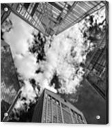 Views Of New York. Acrylic Print