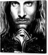 Viggo Mortensen Acrylic Print