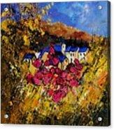 Village 450808 Acrylic Print