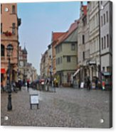 Village Stadt Acrylic Print