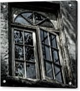 Village Window Acrylic Print