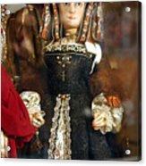 Vina Cooke Dolls 23 Acrylic Print