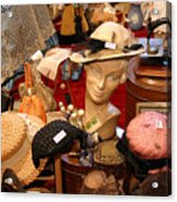 Vina Cooke Dolls 35 Acrylic Print