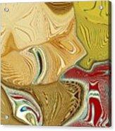 Vincent Meets Pablo Acrylic Print