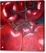 Vine Ripened Acrylic Print