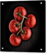 Vine Ripened Tomatoes. Acrylic Print