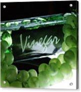 Vinegar Acrylic Print