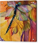 Vineyard Fantasy Acrylic Print