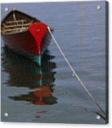 Vineyard Haven Reflection Acrylic Print