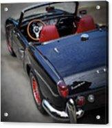 Vintage 1966 Triumph Spitfire Acrylic Print