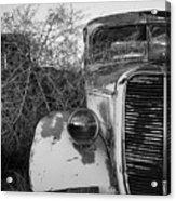 Vintage '36 Acrylic Print