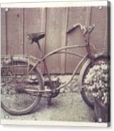 Vintage Bicycle Acrylic Print