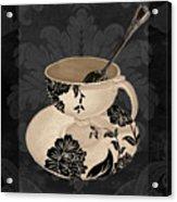 Vintage Cafe II Acrylic Print