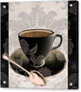 Vintage Cafe IIi Acrylic Print