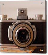 Vintage Camera C10i Acrylic Print
