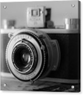 Vintage Camera C10p Acrylic Print