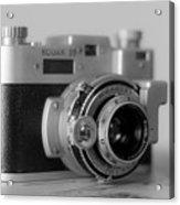 Vintage Camera C20f Acrylic Print