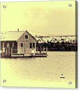Vintage Cape Cod Acrylic Print