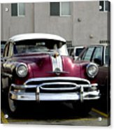 Vintage Car From 1940's Era Acrylic Print