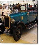 Vintage Cars 6 Acrylic Print