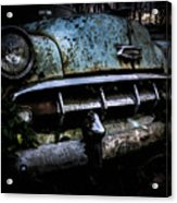 Vintage Chevy  Acrylic Print