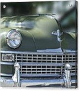Vintage Chrysler Acrylic Print