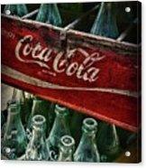 Vintage Coca Cola 1 Acrylic Print