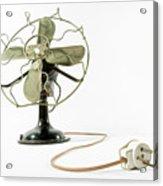 Vintage Fan 4 Acrylic Print