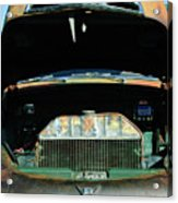 Vintage Ford Pickup Truck Acrylic Print