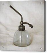 Vintage Fragrance Bottle Acrylic Print