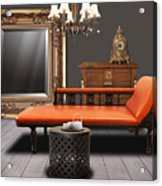 Vintage Furnitures Acrylic Print