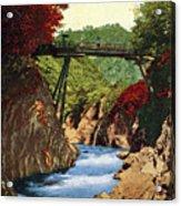 Vintage Japanese Art 18 Acrylic Print