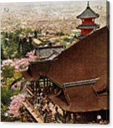 Vintage Japanese Art 19 Acrylic Print