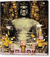 Vintage Japanese Art 24 Acrylic Print