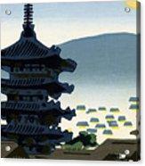 Vintage Japanese Art 9 Acrylic Print