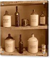 Vintage Jugs Acrylic Print