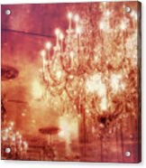Vintage Light Acrylic Print