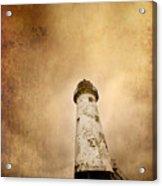 Vintage Lighthouse Acrylic Print