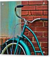 Vintage Montgomery Ward Bicycle 6 Acrylic Print
