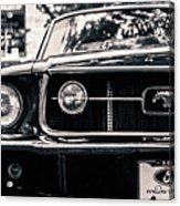 Vintage Mustang Acrylic Print