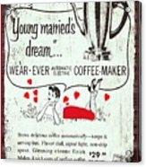 Vintage  Acrylic Print