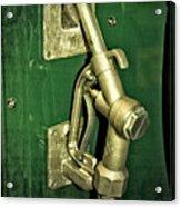 Vintage Sinclair Dino Gas Pump Acrylic Print
