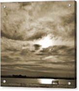 Vintage Sky. Acrylic Print