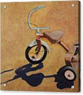 Vintage Tricycle Acrylic Print