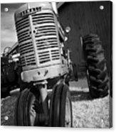 Vintage Workhorse - Farmall Acrylic Print
